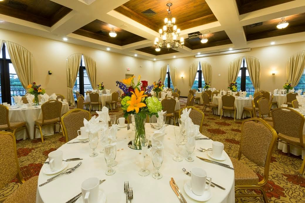 Double Tree Banquet Room