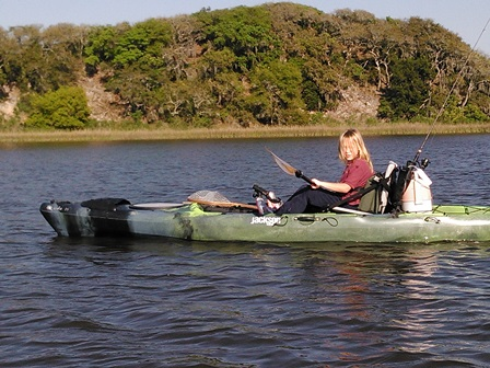 Three places to celebrate earth day st augustine florida for St augustine fishing spots