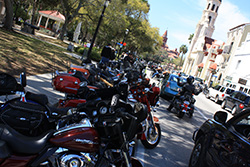 St Augustine Bike Week