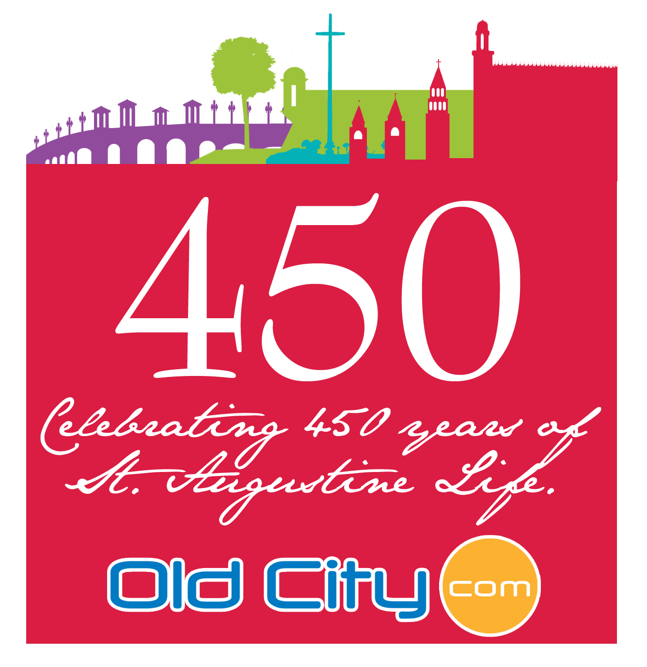 St. Augustine's 450th Birthday Celebration