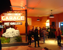 Butterfield Garage – First Friday Art Walk – St. Augustine, FL