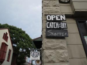 Catch27 Exterior
