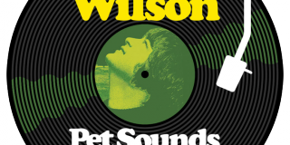 Brian Wilson Pet Sounds 50th Anniversary logo
