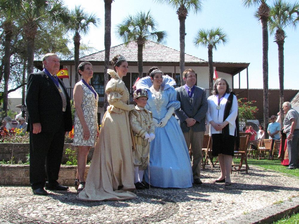 Easter Promenade Royal Family