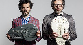 FLIGHT OF THE CONCHORDS Press