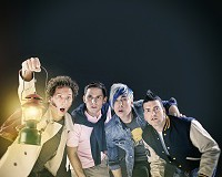 Marianas Trench Press