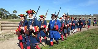 Spanish Marching