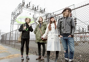 The Dandy Warhols Press