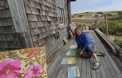 Claire Kendrick Cape Cod Dune Shack