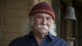 David Crosby - Press Photo