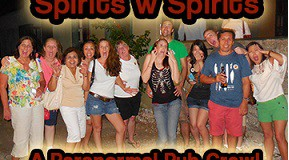 Spirits with Spirits Paranormal Tour