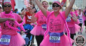 Divas Half Marathon & 5K
