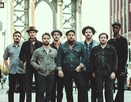 Nathaniel Rateliff and The Night Sweats Press Photo