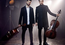2CELLOS Press by Roger Rich