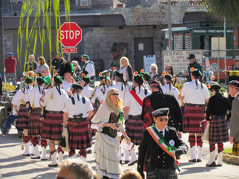 Annual St. Augustine Celtic Fest