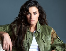 Idina Menzel photo credit Max Vadukul