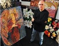 Artist John Bunker