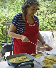 Marisella Veiga Cooking Cuban Food