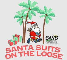 Santa Suits On The Loose Logo