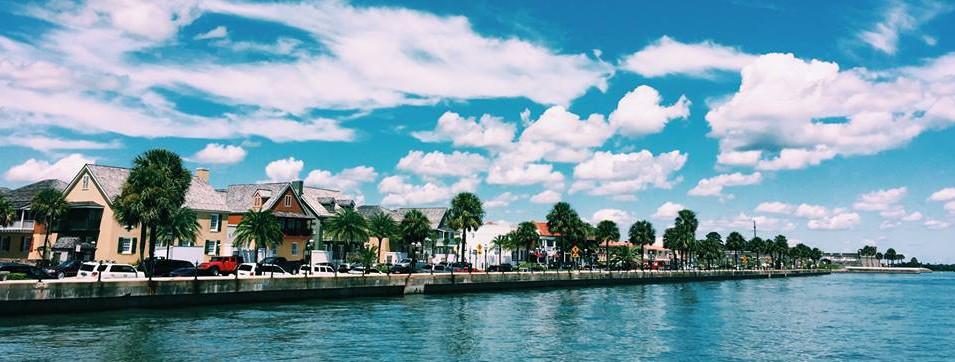 St. Augustine bayfront