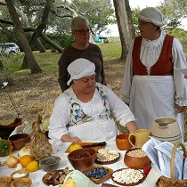 Cultural Influences in the Spanish Colonial Kitchen at Fort Matanzas