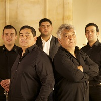The Gipsy Kings Press Photo