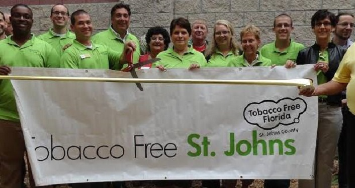 Tobacco Free St. Johns