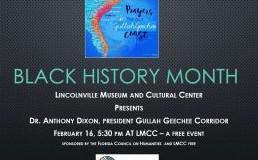 Black History Month - Gullah Geechee Corridor Presentation