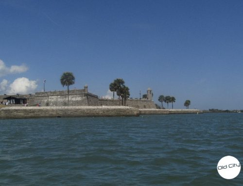 Forts in St. Augustine