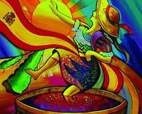 Lady of the Wine Festival  - Spanish Wine Festival