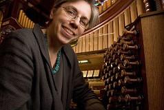 Gail Archer Organist