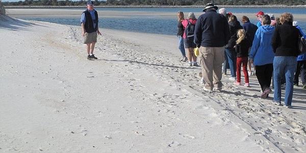 GTM beach walk