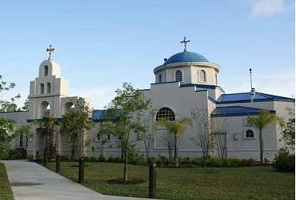 Holy Trinity Greek Orthodox Church St. Augustine