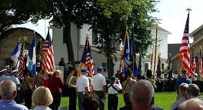 Memorial Day Ceremony St. Augustine, FL