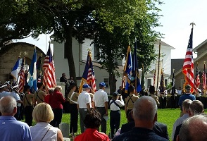 Memorial Day Ceremony St. Augustine, FL