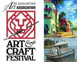 St. Augustine Art Association Art & Craft Festival