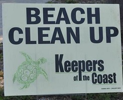 Beach Clean Up _ Keepers of the Coast