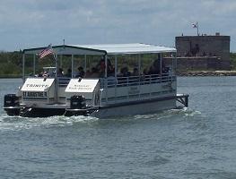 Fort Matanzas Ferry