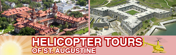 Helicopter Tours of St Augustine