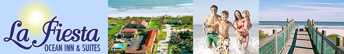 La Fiesta Ocean Inn & Suites...just steps to the beach