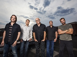 Sister Hazel 2015 Promotional Photo