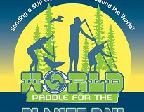 World Paddle for the Planet Day