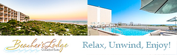 Beacher's Lodge Oceanfront Accommodations for Your Pet and You