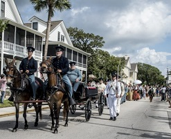 Seminole War Commemoration ..Parade
