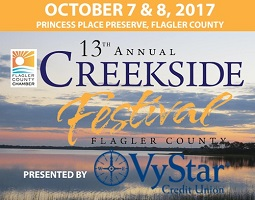 13th Annual Creekside Festival