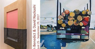 Jim Benedict & David Nackashi Art Exhibition