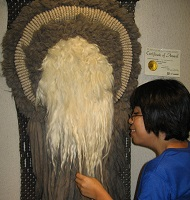 Touchable Art from the Tactile Art Show