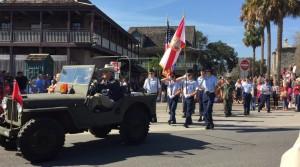 Veterans Parade 2