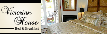 Victorian House Bed & Breakfast..Loczted in Historic St. Augustine