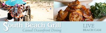 South Beach Grill...Live Beach Camera